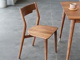 曼妙餐椅 | 原创设计