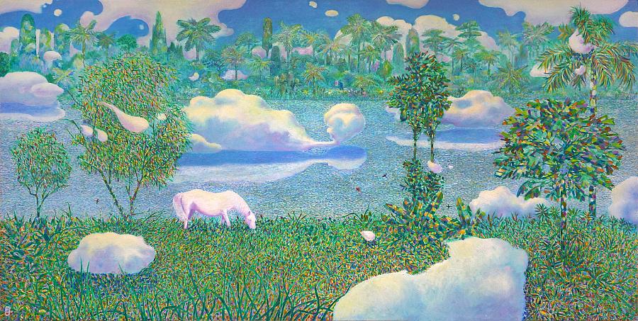 查看《《渡·門》系列春夏之季最新作品十幅》原图,原图尺寸:3500x1761