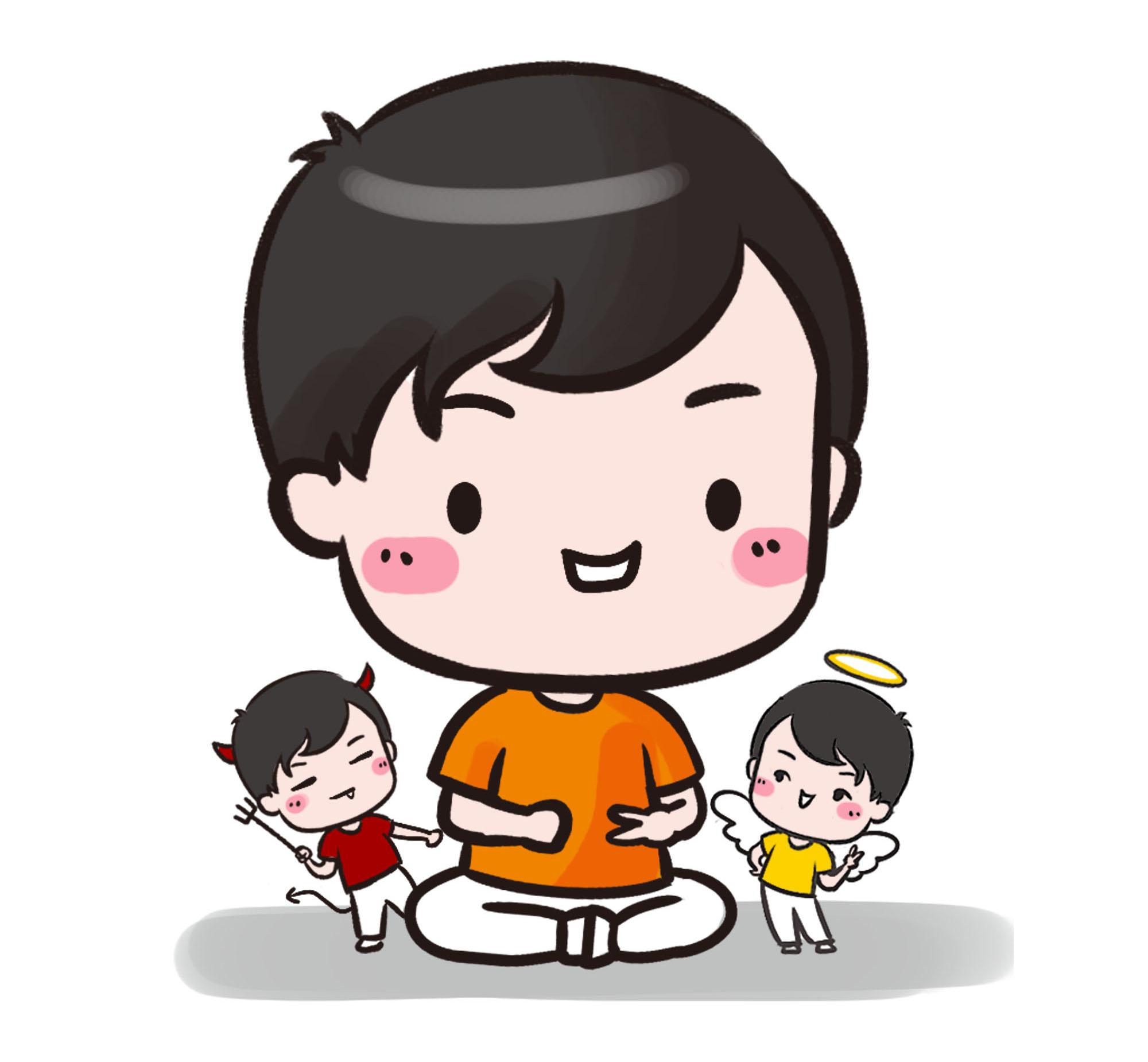 双子座宝宝~|动漫|中/长篇漫画|那个鱼yuu - 原创作品图片