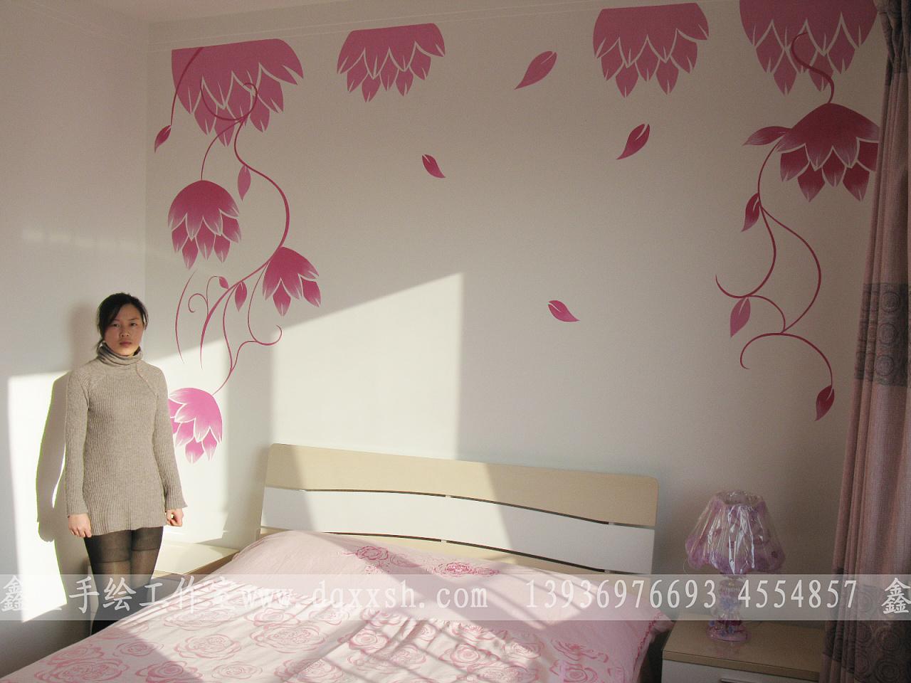 大庆手绘,大庆手绘墙,大庆墙体手绘
