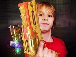 JZ六款玩具枪详情页