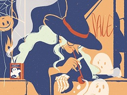 「吹幽灵的女巫」