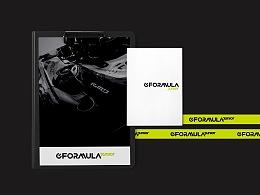 eformula junior / 卡丁车品牌设计