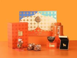 八马茶业员工生日礼盒