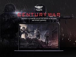 [未来战争Battle]创意合成海报作品