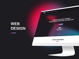 ENT网页设计