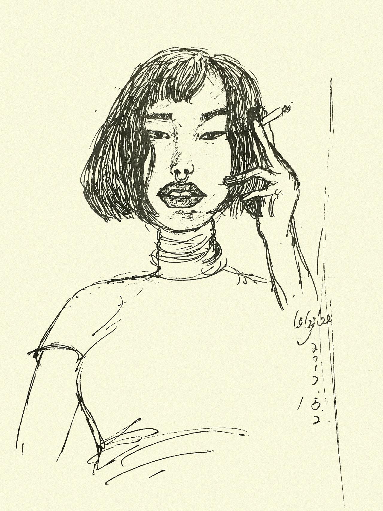 手绘|其他|其他|库拉柚子皮 - 原创作品 - 站酷