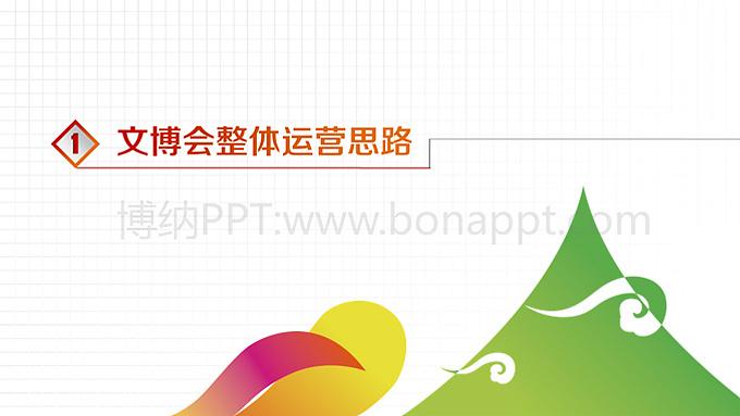 博纳PPT2012年作品案例