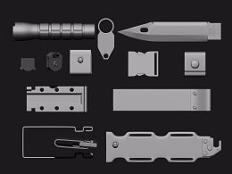 M9 knife