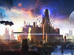 雅纳未来城市——比亚迪