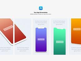 如何使用iPhone视觉稿来为您的应用程序在苹果应用商店中创建的最好的截屏图片