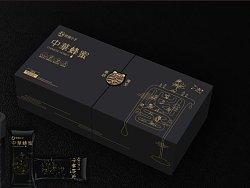 熊猫蜂蜜(2017中国包装创意设计大赛一等奖作品)