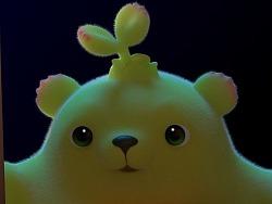 【萌芽熊童子】圣诞节