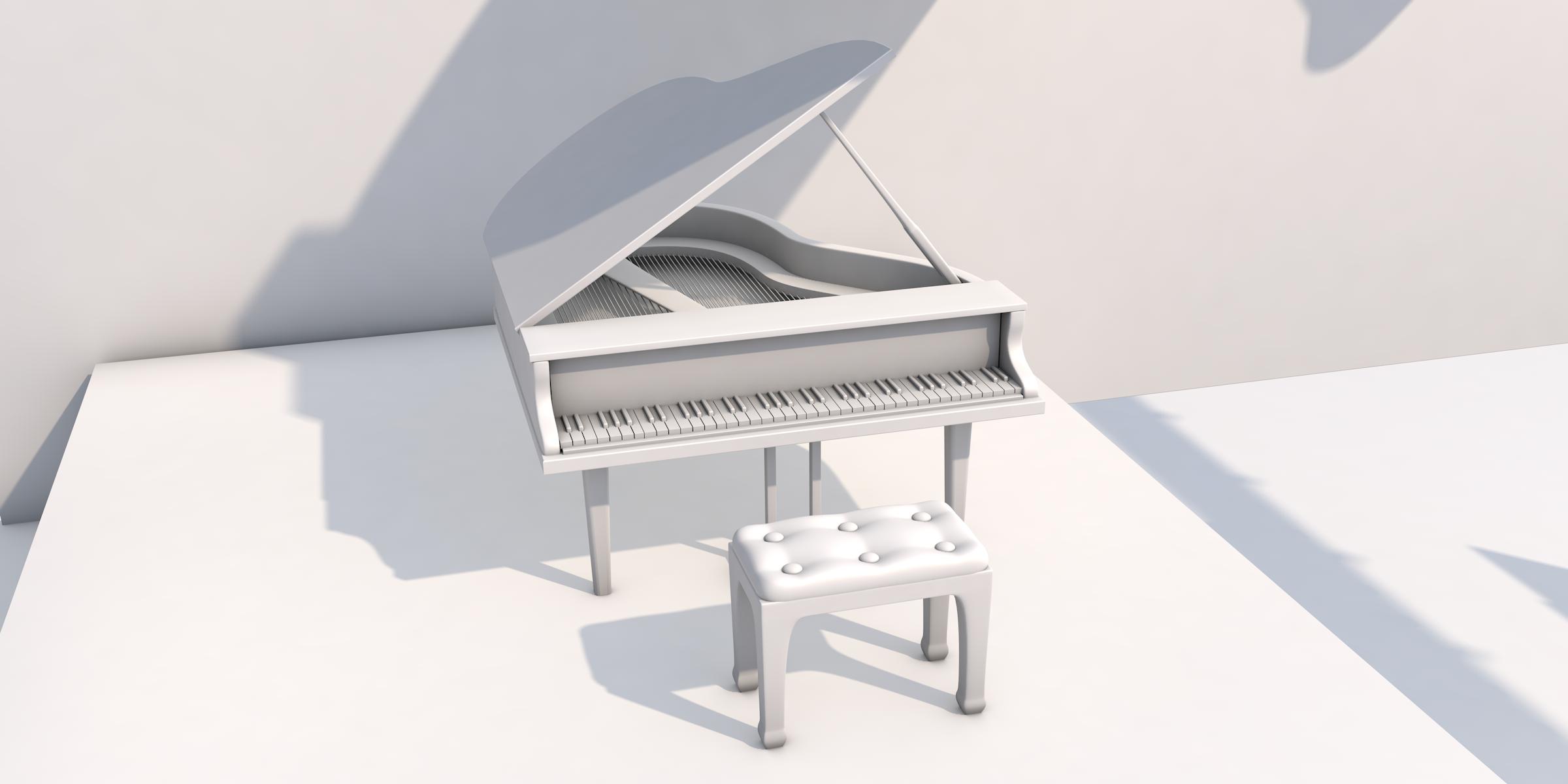 一梦繁唐的钢琴谱子