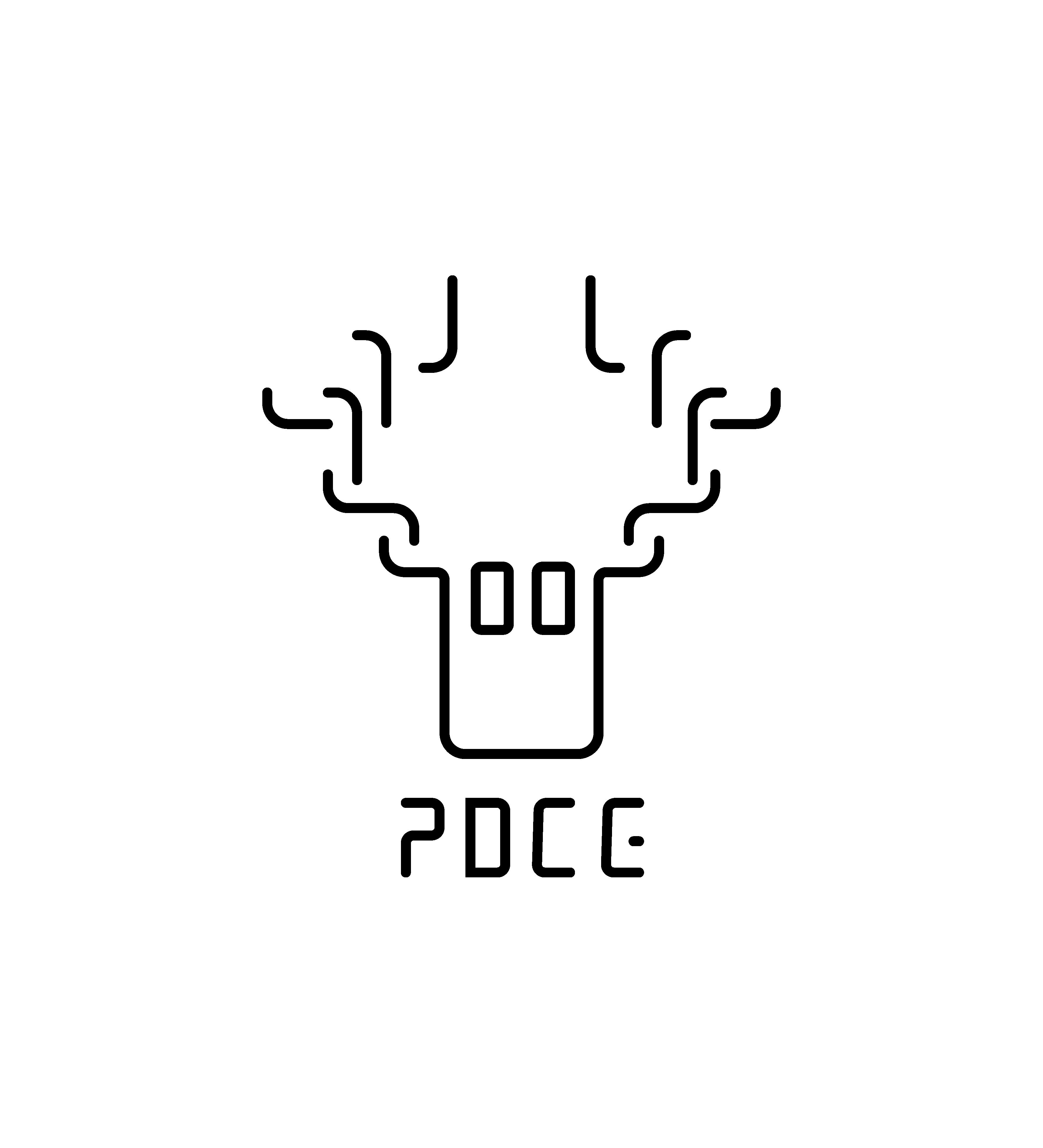 麋鹿简笔画图片