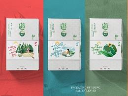 包装设计 手绘插画