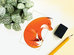 #1 Golden Ratio Grid #2 Animals Logo