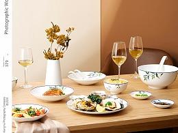 玛戈隆特|鹦鹉餐具|响马摄影