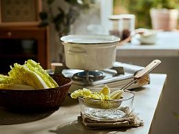 「节气食物」· 寒露里的栗子白菜