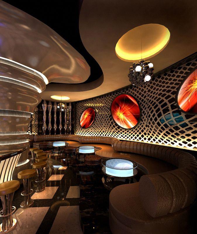 【莉莉玛莲酒吧装修】庆阳专业酒吧装修设计|