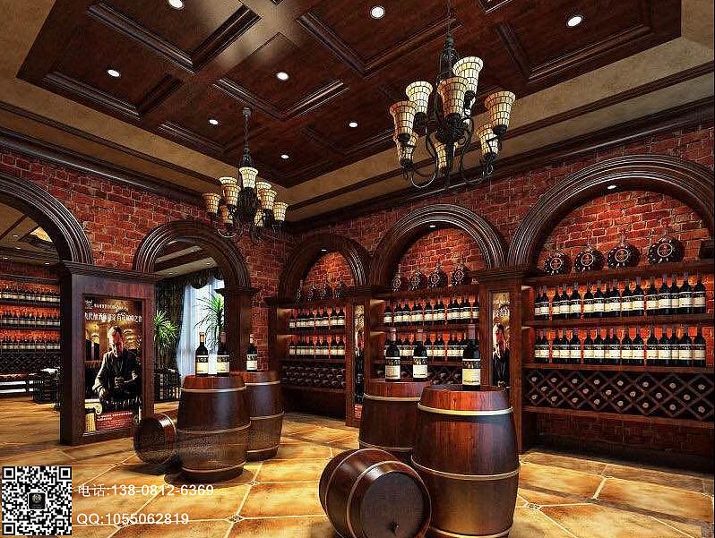 公司 成都特色酒庄装修公司 成都专业酒庄设计 成都酒庄装修效果图
