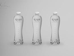 胡志才:恒大冰泉包装设计