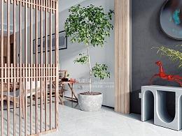 现代中式 、原木家具
