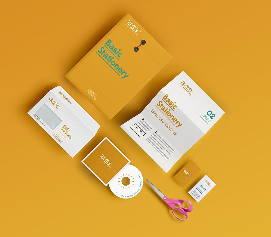 华企汇LOGO设计标志设计|房子|平面|空灵一-十米十二米字体设计图图片
