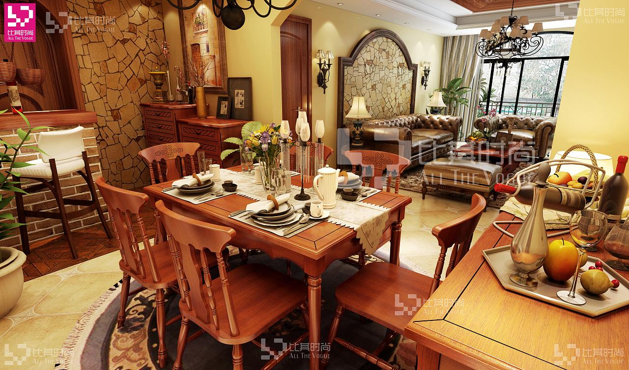 美式乡村家具设计