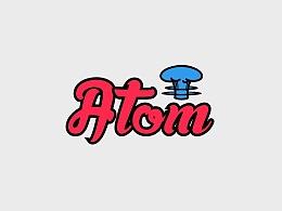 Atom留学生问答类视频标识