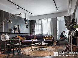 Onero Design   喜欢的都揉进来,谈风格?不存在的。