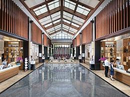 酒店建筑拍摄-杭州御湘湖健康产业管理有限公司