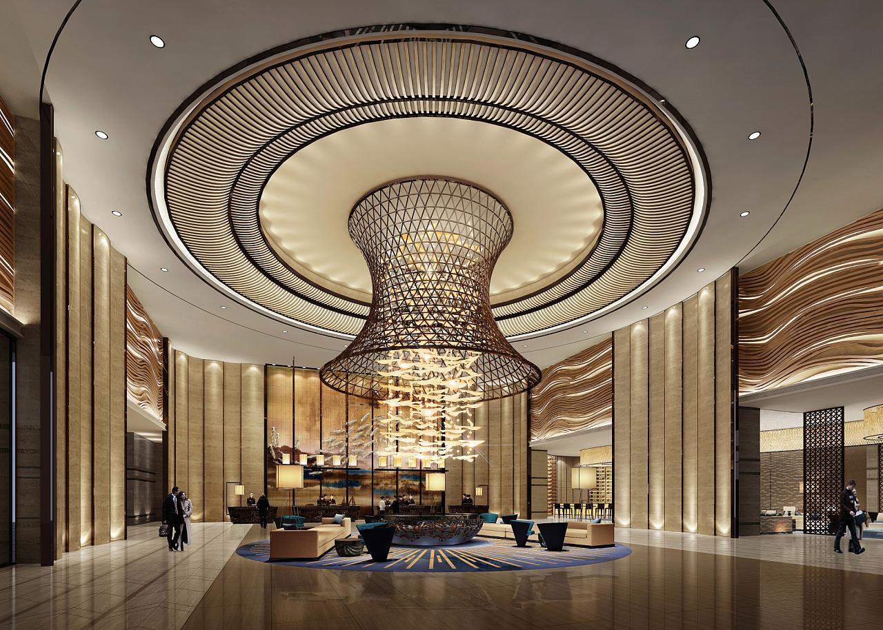 青木壹品设计专注于:星级酒店,精品酒店,度假酒店的设计与研发图片
