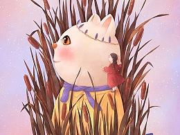 二十四节气-猫咪女孩文字版