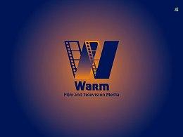 一家影视传媒公司logo设计