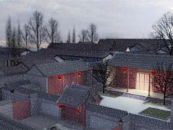 可视化建筑空间效果图