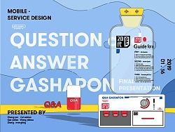 Life clinic - Question&Answer Gashapon
