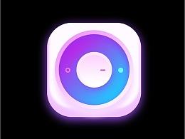 立体相机icon