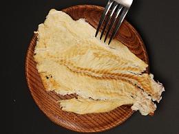 新鲜鳕鱼片