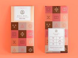 Magic Moon 新西兰巧克力品牌&网站设计