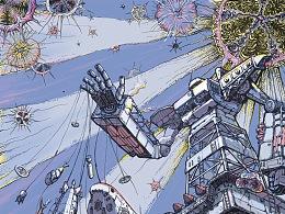 机械海洋「海上之路」