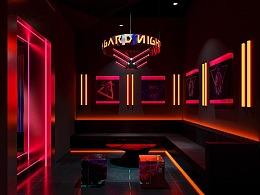 哈喽设计 | ASGARD NIGHT CLUB 阿斯嘉特酒吧空间设计