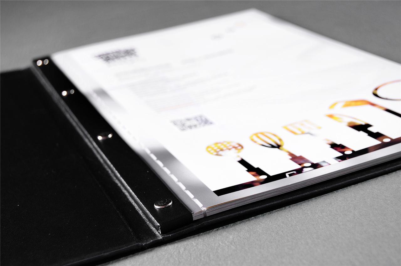 菲尔职能菜单厨房室内设计西餐部门图片