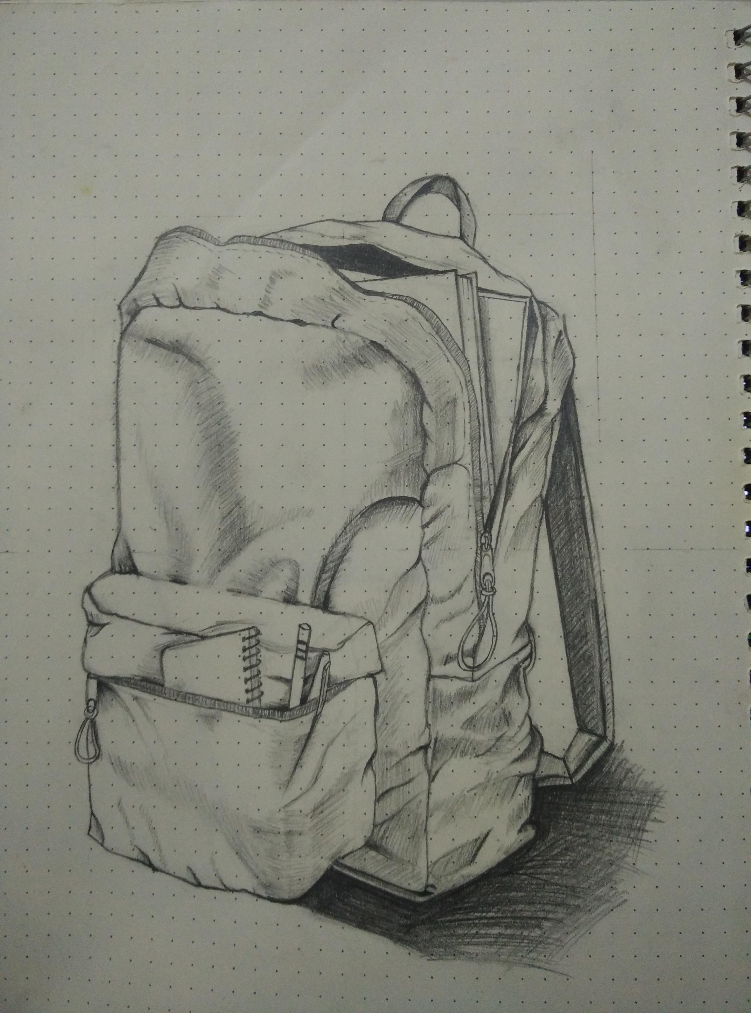 素描手绘图片