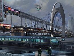 《未来穗城》 