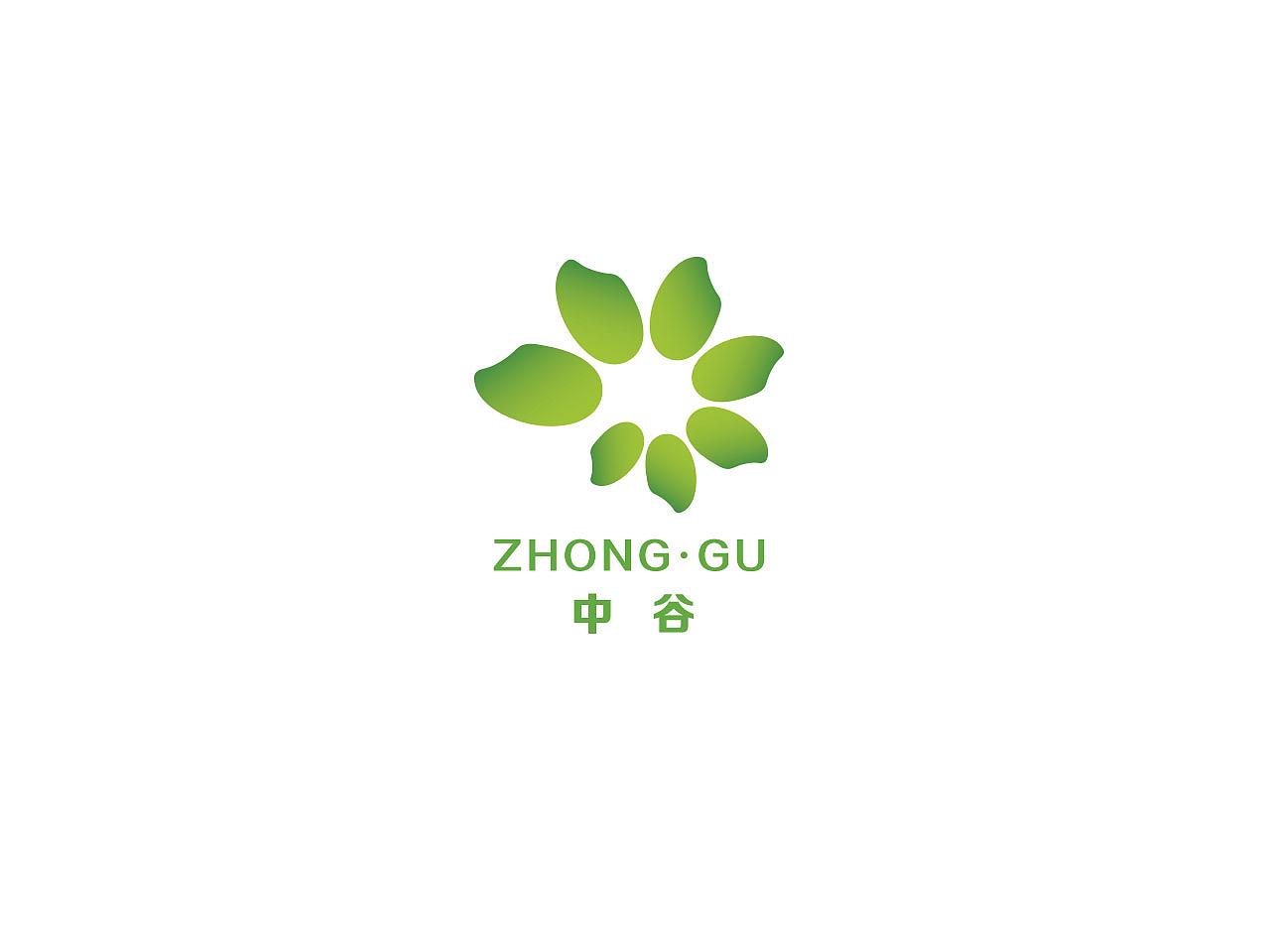 大米产品而作的logo设计方案 --|平面|标志|今晚打图片