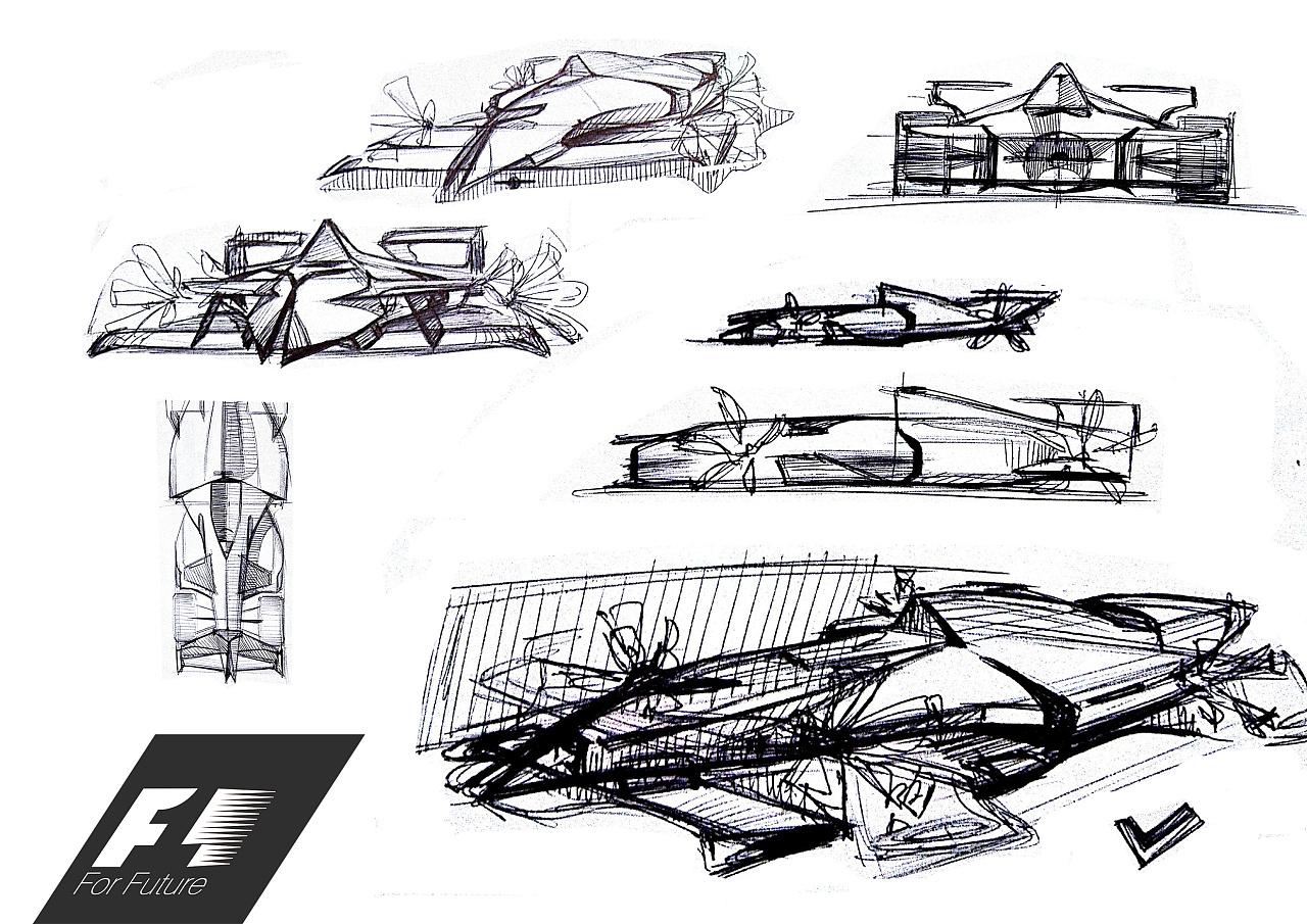 汽车设计手绘|工业/产品|交通工具|泽法老师 - 原创
