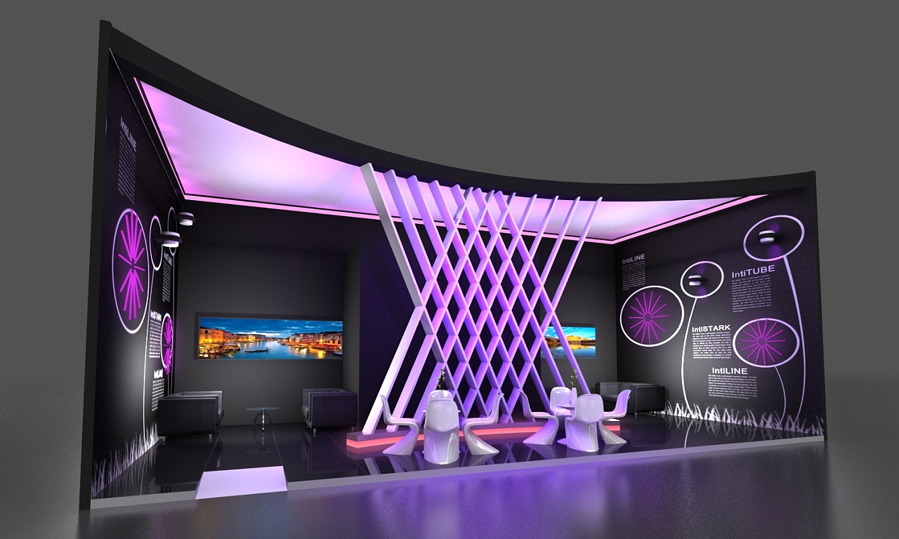 江门展台设计哪家公司质量领先服务周到?图片