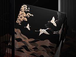 器形之美,莺歌烧电水壶品牌包装设计——厚启设计原创