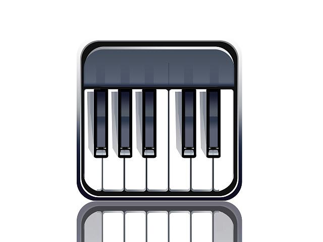爱你钢琴谱子陈芳语